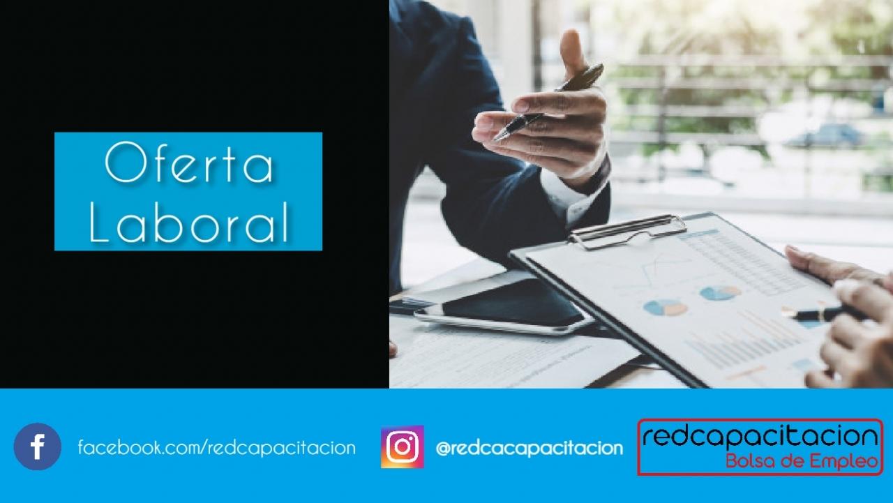 OFERTA LABORAL: Ejec. Financiamiento Automotriz  - La Serena