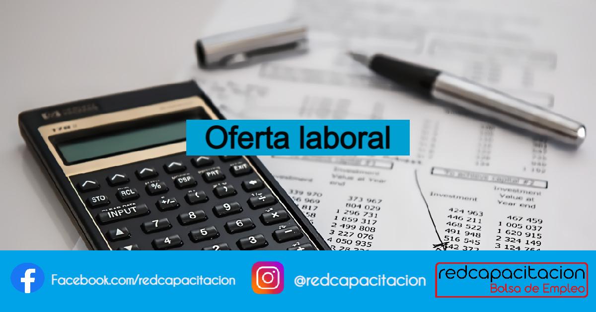 Oferta Laboral Analista de Planificación y Control de Gestión