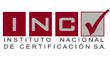 Logo Instituto Nacional De Certificacion