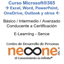 publicidad Curso Microsoft 365