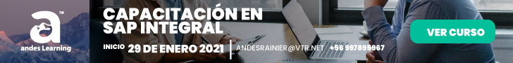 publicidad enero 29 Capacitación SAP